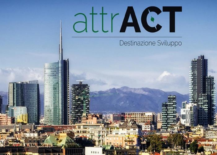 Vuoi attivare un progetto di investimento in Lombardia? Scopri le oltre 100 opportunità di AttrACT.