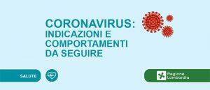 Avviso RL Coronavirus