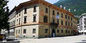 Palazzo Pretorio Comune di Sondrio