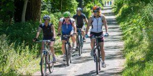Tour bicicletta